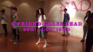 NAD dance to G friend -Glass beat