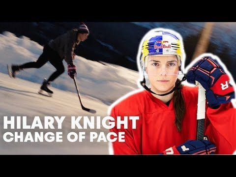 Hilary Knight Moving Women's Professional Hockey Forward | Change of Pace