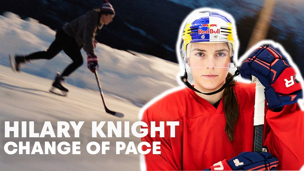 Hilary Knights Impact on Women's Hockey | Change of Pace