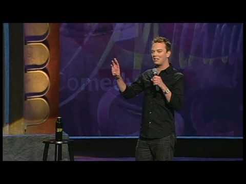 CBC Winnipeg Comedy Festival 2009 - Episode 2 Teaser - Queer As jokes - Trevor Boris