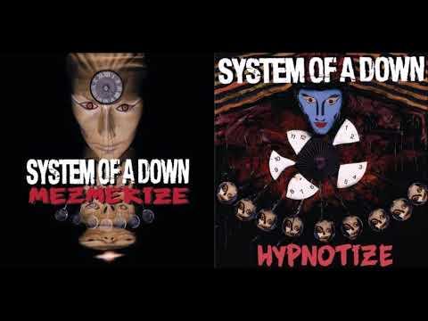 System Of A Down - Mezmerize/Hypnotize [Drop C Tuning] (Full Album)