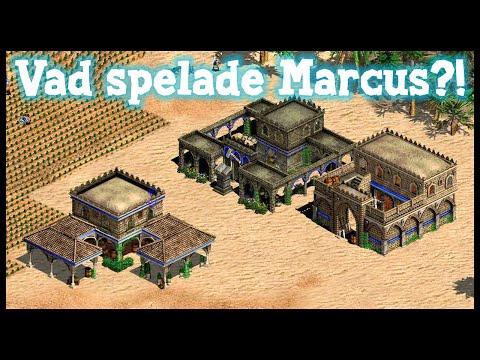 Vad spelade Marcus förr? - Age of Empires 2!