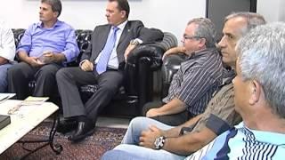 Empresários do setor calçadista pedem apoio do parlamento para realização de evento
