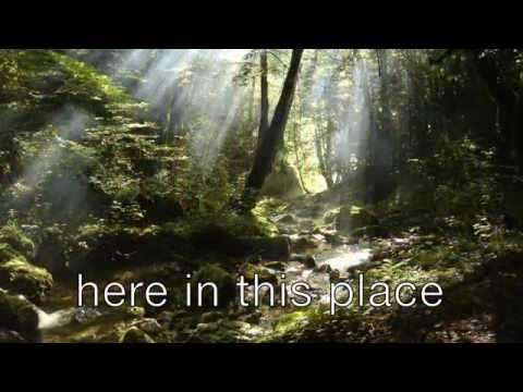 """""""Here in This Place"""" - music from Christopher Grundy (with lyrics)"""