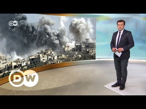 США: Россия несет ответственность за химатаку - DW Новости (09.04.2018) - Видео с YouTube на компьютер, мобильный, android, ios