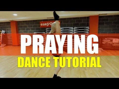 'PRAYING' by Kesha DANCE TUTORIAL | @brendonhansford Choreography