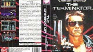 The Terminator (PAL) SEGA Mega Drive Complete Soundtrack CD