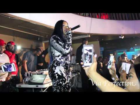 Remy Ma performance @ Complex 112 RVA II 4.3.16 II