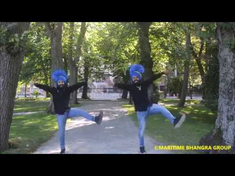 Dark Horse Bhangra || Maritime Bhangra Group || Prostate Cancer