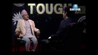 Lilamani Poudel, Chief Secretary in TOUGH talk with Dil Bhusan Pathak