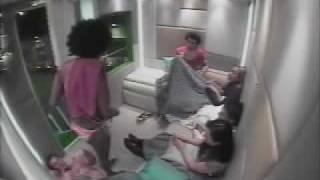 Big Brother UK 2005-Makosi's secret mission part 1