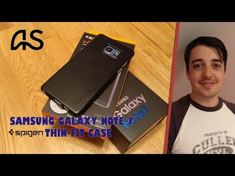 samsung-galaxy-note-7:-spigen-thin-fit-case-review
