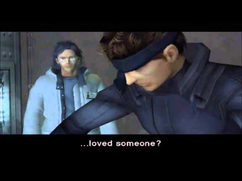 Love can bloom even on a battlefield? // Metal Gear Solid