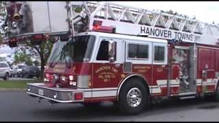 Structure Fire | Hanover Twp. | Lehigh County | 5-24-13