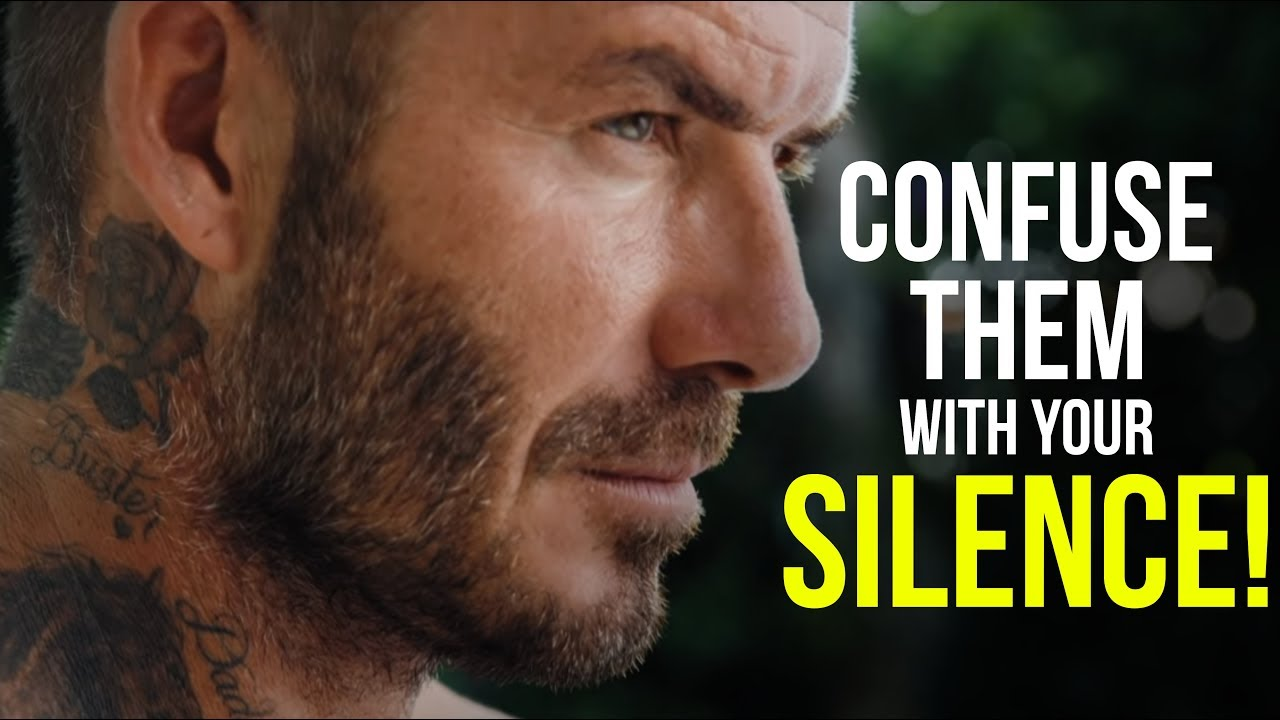 Confuse Them With Your Silence!