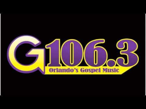 WPOZ HD3/W292DZ G106.3 - G-Praise Orlando - Format Launch - Aug 1 2014