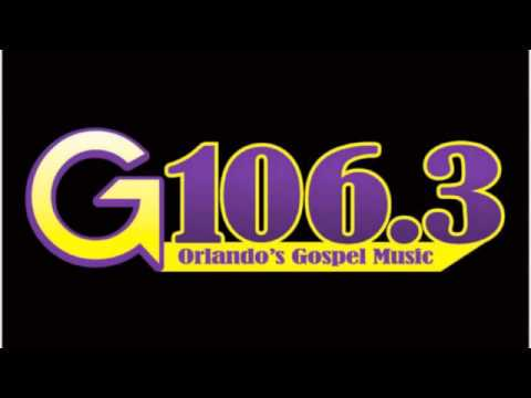 WPOZ HD3/W292DZ G106.3 - G-Praise Orlando - Format Launch - Aug 1 2014