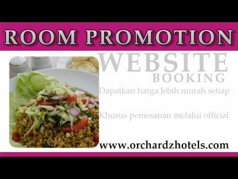 Orchardz Hotel Ayani - Pontianak Indonesia 2015
