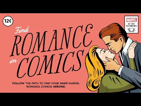 Which Marvel Romance Heroine are YOU? | By the Numbers