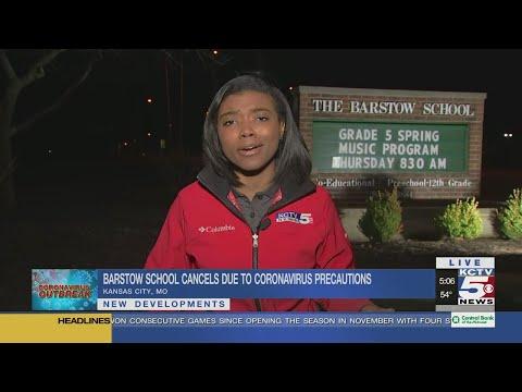 Barstow School cancels Thursday, Friday classes due to coronavirus precautions