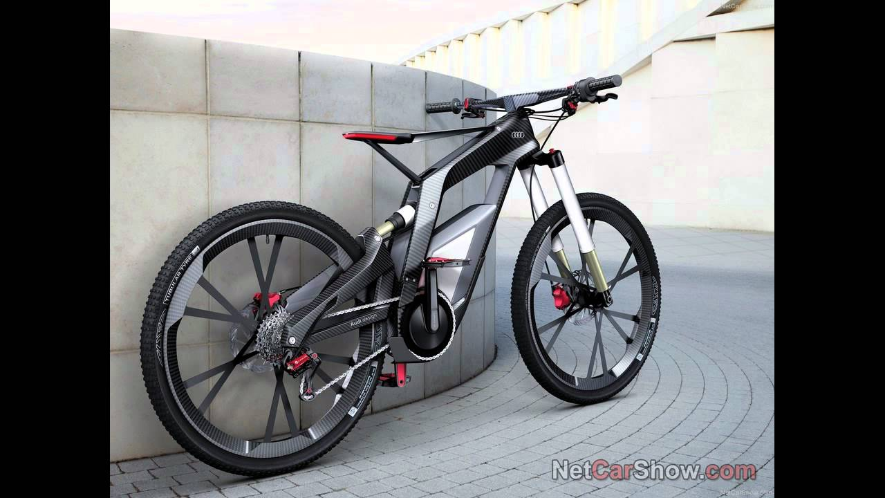 Hd 720p New Audi E Bike Youtube