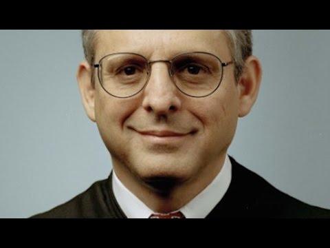 Obama Nominates Merrick Garland To Supreme Court
