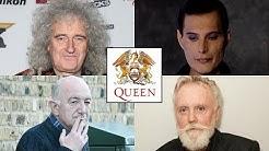 Freddie Mercury, Brian May, John Deacon, Roger Taylor    Queen Transformation 2020