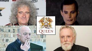Freddie Mercury, Brian May, John Deacon, Roger Taylor |  Queen Transformation 2020