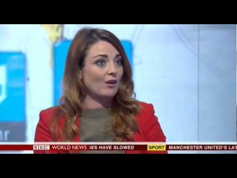 BBC World News - Discussing LAF Shield Mobile app