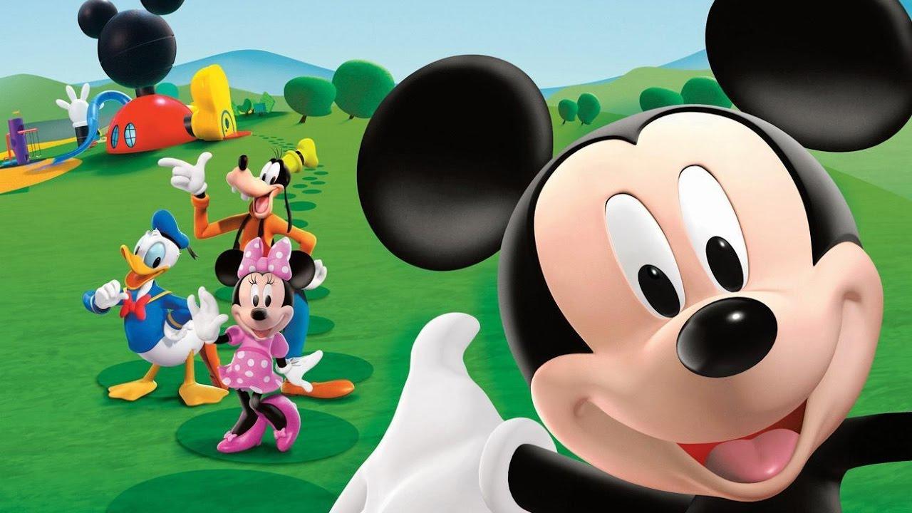 YTP FR] La maison du bordel - Mickey - YouTube