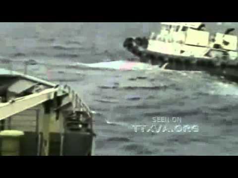Tàu Trung Quốc đâm tàu Việt Nam tại vùng biển Lý Sơn