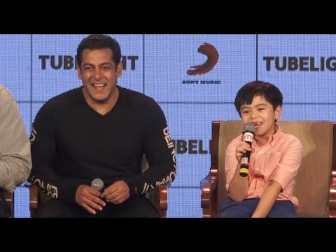 Salman Khan, Matin Ray, Sohail Khan, Kabir Khan at Tubelight Promotional Event