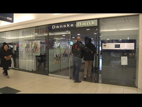Danske Bank lukker i Ishøj - TV-Ishøj