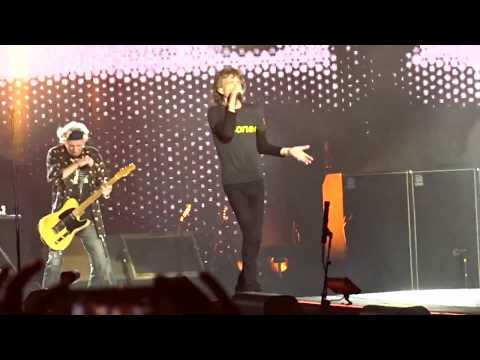 The Rolling Stones -Start Me Up @ Barcelona 2017