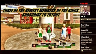 nba 2k19 clan tryouts livestream gameplay - nba 2k19 clan tryouts