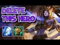arum delete this hero ft darkbreaker amp shurko arena of valor arum gameplay