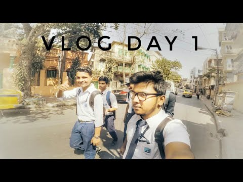 Vlog Day 1 / Chillin With Homies after Exam @St Lawrence High School / Hero 5 Black GoPro