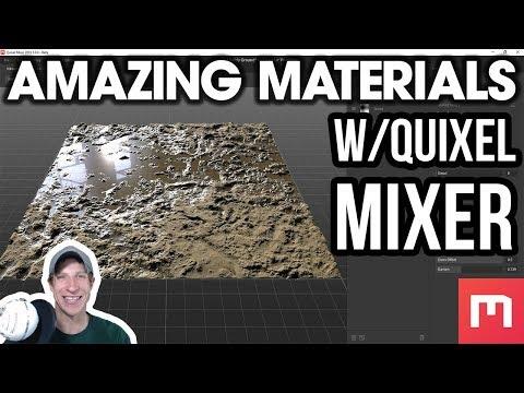 Quixel mixer cost