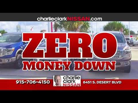 Charlie Clark Nissan Christmas In August El Paso Youtube