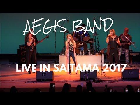 AEGIS BAND LIVE IN SAITAMA 2017
