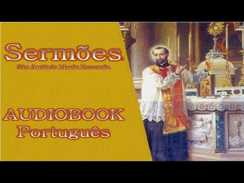 Sermões (Santo Antônio Maria Zaccaria) - AudioBook