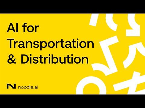 Amit Saini of Noodle.ai Explains AI for Transportation and Distribution