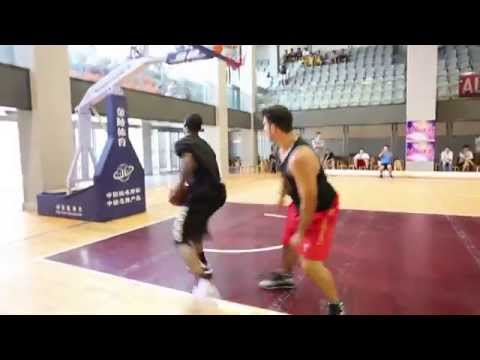 Harrison Barnes' Summer Workout in China