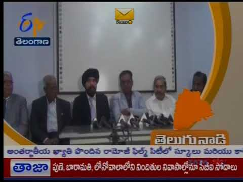 India's top overseas education consultancy, IMFS launched in Hyderabad_ETV TG  PM NEWS