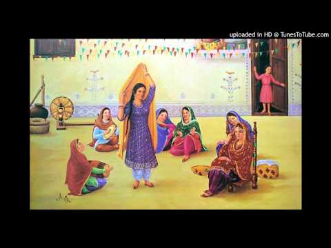 Kali Teri  Gut (punjabi folk song)