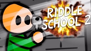 EAT THE COOKIE! | Riddle School 2