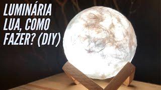 Download Lagu Luminária Lua Cheia (DIY) mp3
