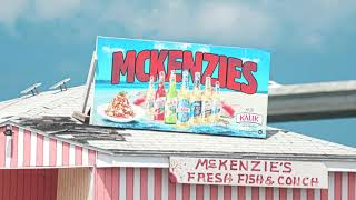 Nassau's Potter's Cay - featuring McKenzie