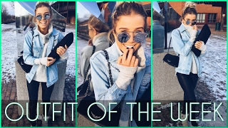 Outfit of the week   ZENNUFER