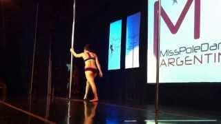 Pole Dance competition final - Miss Pole Dance Argentina & Sudamérica 2013 vid 18